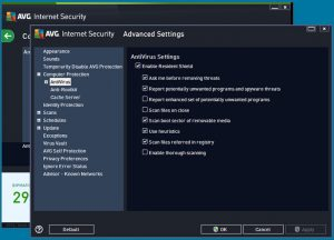 avg internet security pro 2018 key
