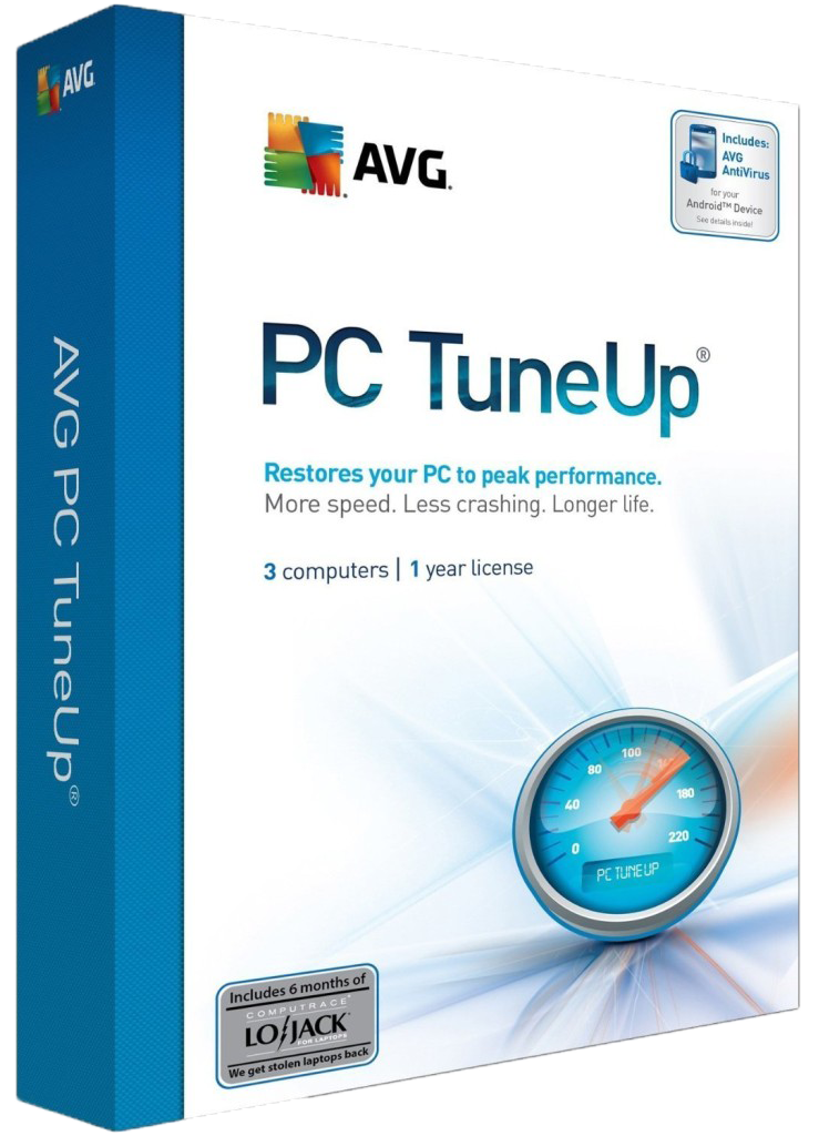 AVG PC TuneUp 2018 v16.76 Crack & Serial Key Download