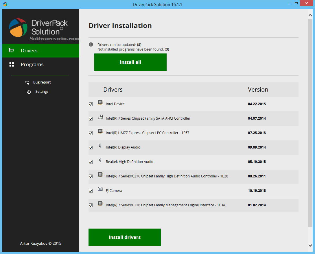 DriverPack Solution 17.3.3 ISO Direct Download Offline