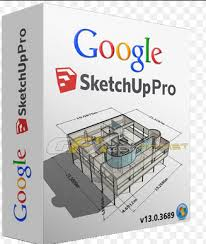 Google SketchUp Pro 2018 Key Plus Crack Full Free Download