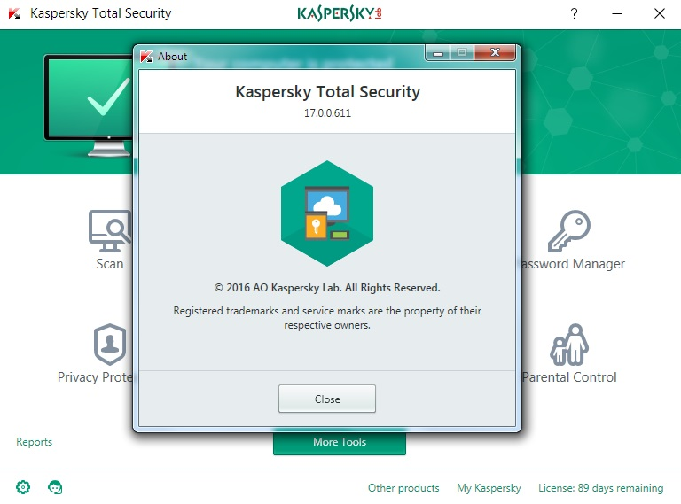 Kaspersky Total Security 2017 Activation Code Working 100%