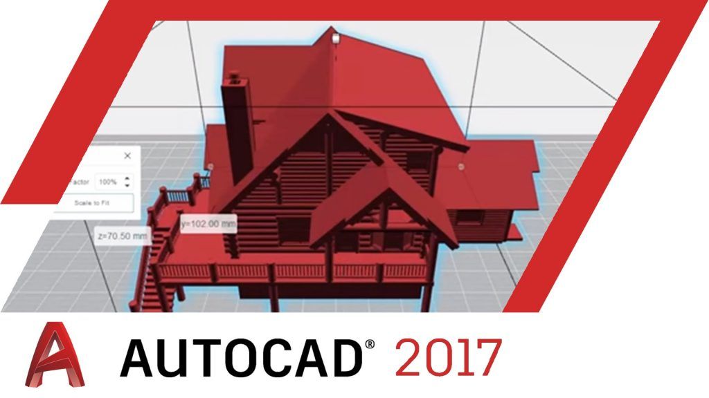 AutoCAD 2017 Crack & Key 64 Bit (Win + Mac) Download Free