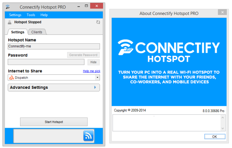 Connectify Hotspot 2021 License Key + Crack Download Free
