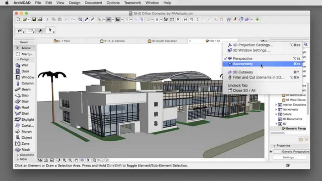 Graphisoft ArchiCAD 20 Crack and Serial Key Free Download