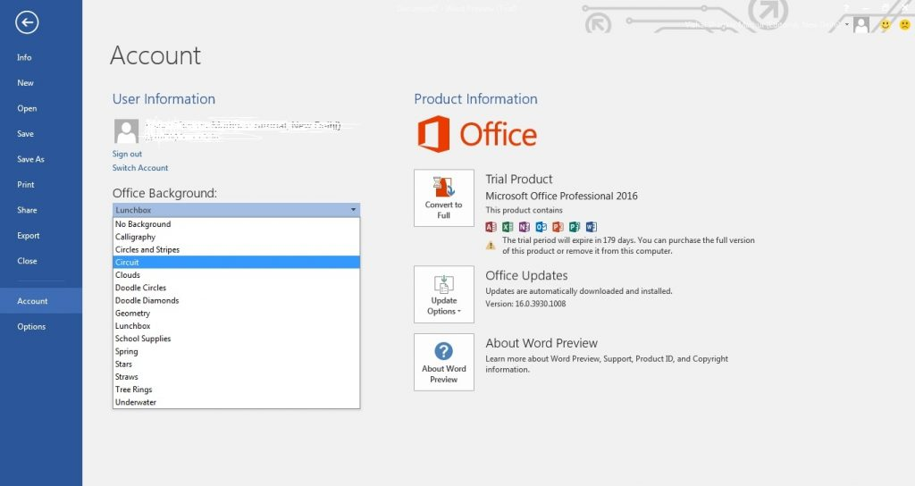 Microsoft office package 2017 free download