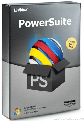 Uniblue PowerSuite 2017 Cracked Full Version