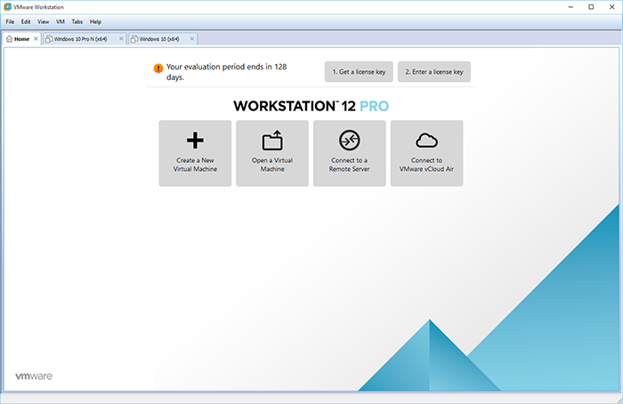 VMware Workstation 12 Pro Full Crack [FREE]