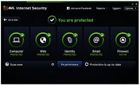 AVG Internet Security 2018 v17.8.3036 Free Download