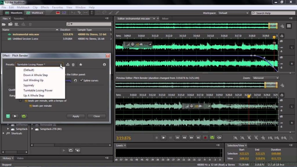 Adobe Audition CC 2018 Serial Keys Full With [Windows/Mac]