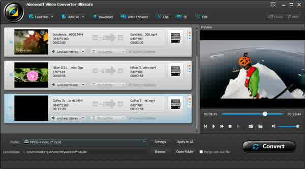 Aiseesoft Total Video Converter 9.2.26 Crack + Keys Windows & Mac Download