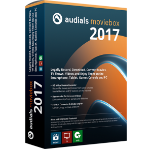 Audials Moviebox 2017 Keys Plus Crack 100% Working [Latest]