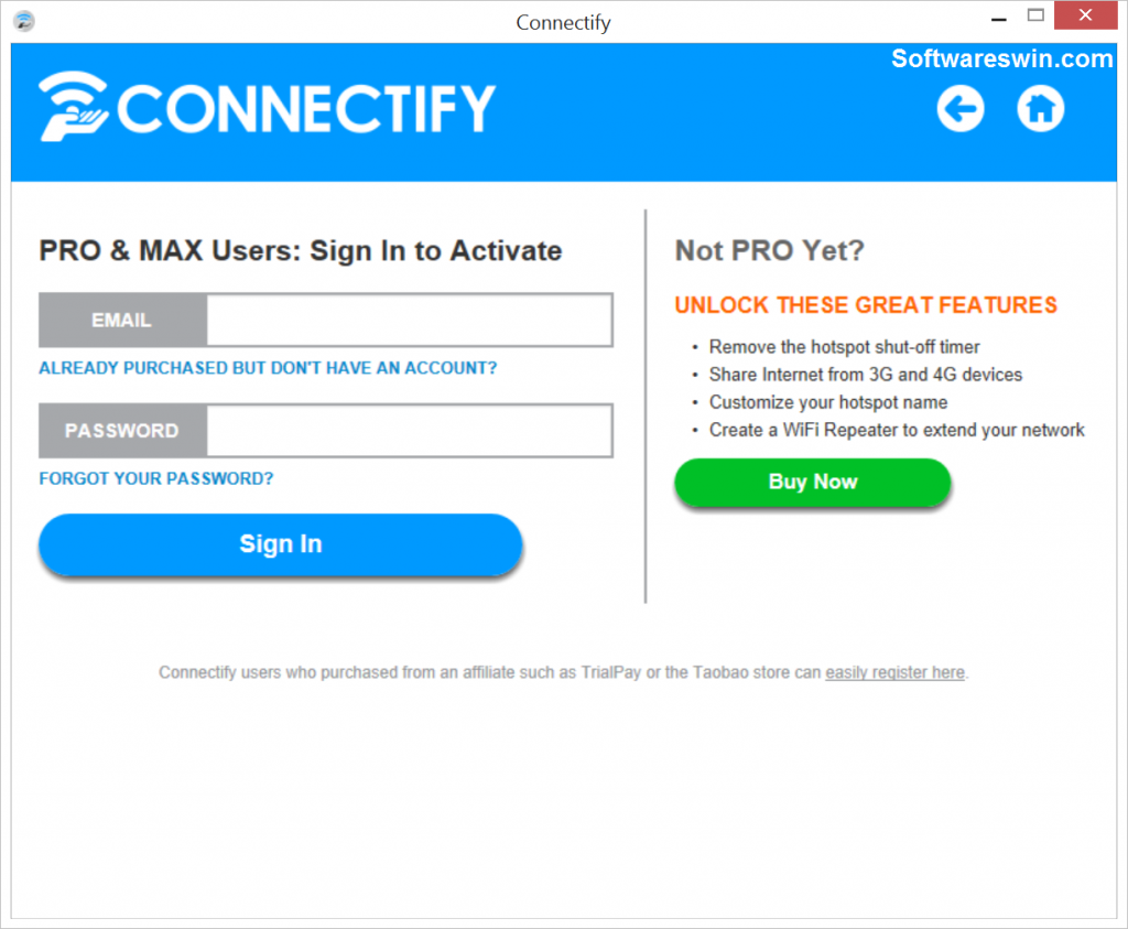 Connectify PRO 2017 Serial keys Free Download