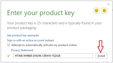 Microsoft Office 2020 Working Product Key 100%