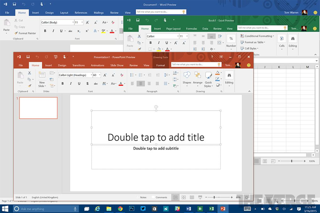 microsoft office 2018 download trial
