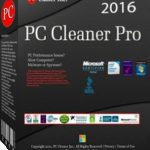 PC Cleaner Pro 2016 License Key Plus Crack With [Update]