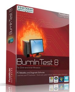 PassMark BurnInTest Pro 8.1 Serial Key With Free [Update]