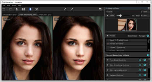 PortraitPro 15.7.5 2018 Serial Key With Crack Download Full FREE