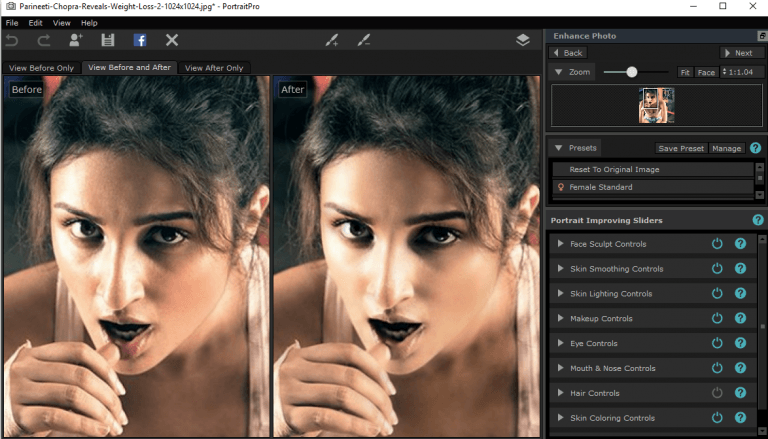 PortraitPro Studio 19.7.1 Crack 2021 Serial Key Full Download