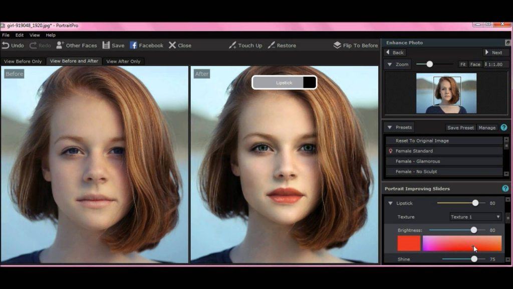 PortraitPro Studio 19.0.5 Crack 2020 Serial Key Full Download