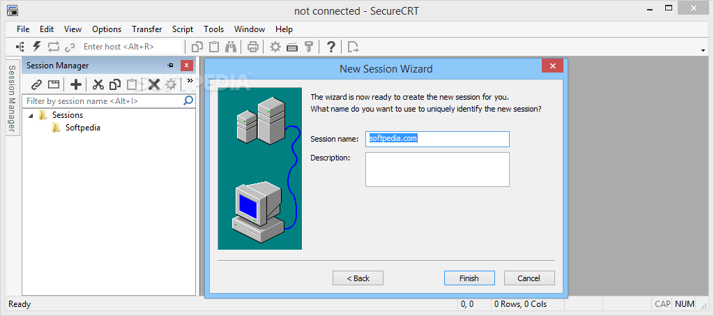 SecureCRT 8.0.3 License Key Plus Crack (32 bits _ 64 bits)