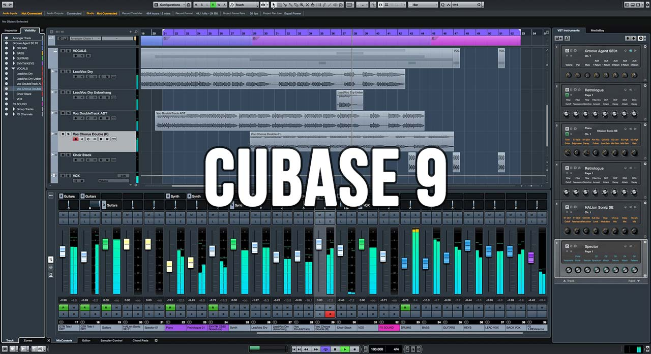 Cubase Pro 9 Crack & Key Full Download [Latest]