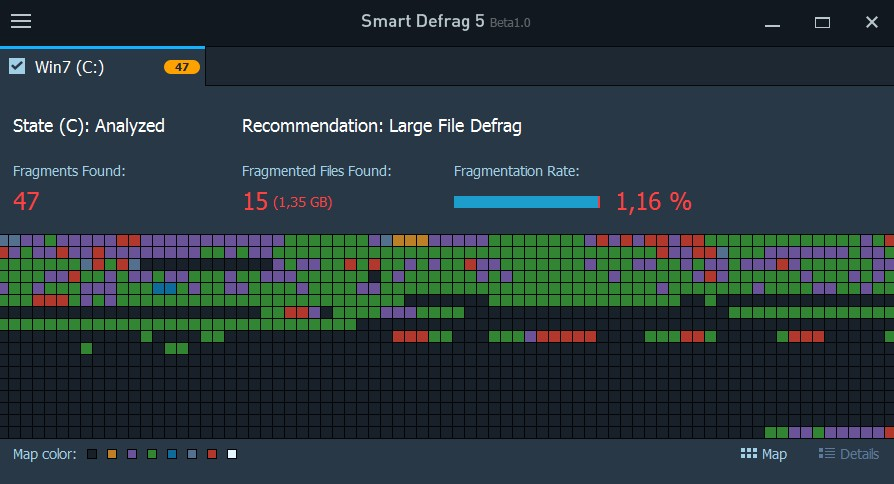 IObit Smart Defrag 6.6.0.66 Crack + Serial Key Free Download