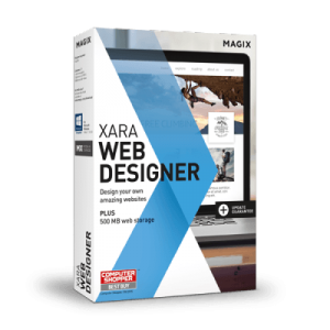 Xara Web Designer 12 Premium Keys Plus Crack Full Free