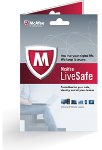 McAfee LiveSafe 2018 Serial Key Plus Crack Free Download