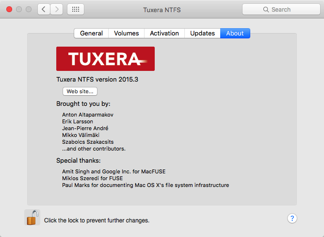 Tuxera NTFS 2016 Serial Key Plus Crack Full For Mac
