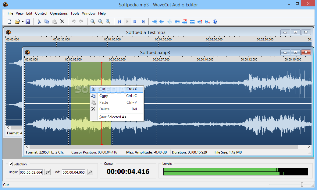 AbyssMedia WaveCut Audio Editor 4.8.5.0 Crack & Serial Key Full Free Download