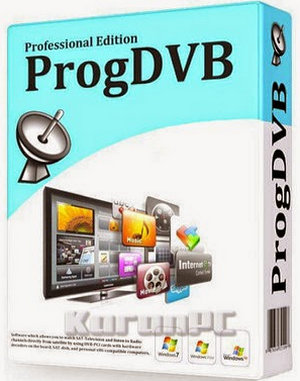 ProgDVB 7.19.5 Serial Key & Crack Full Version Free Download