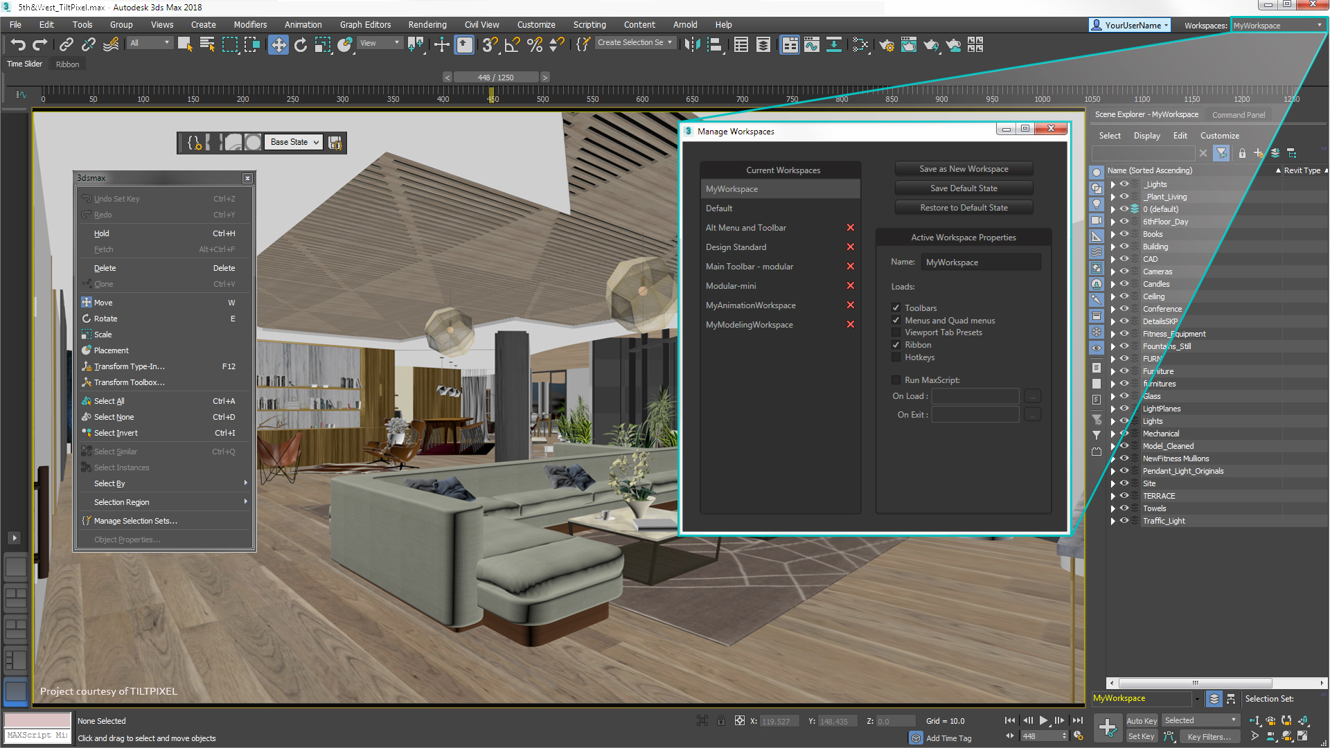 Autodesk 3ds Max 2021 Crack + Serial Key Download [Win + Mac] Free