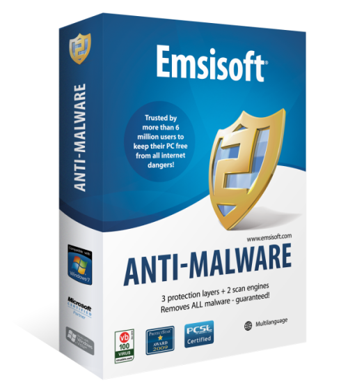 Emsisoft Anti-Malware 2019 License Key + Crack Download
