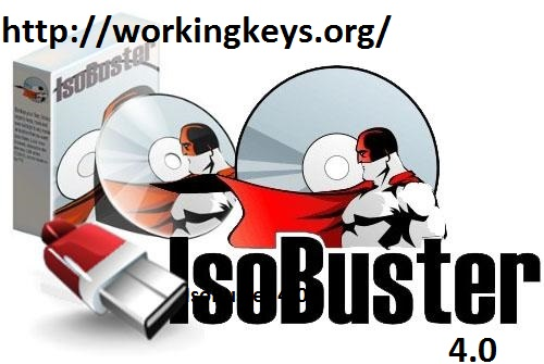 IsoBuster 4.0 Crack + Activation Key Download Full Free Beta [Latest]