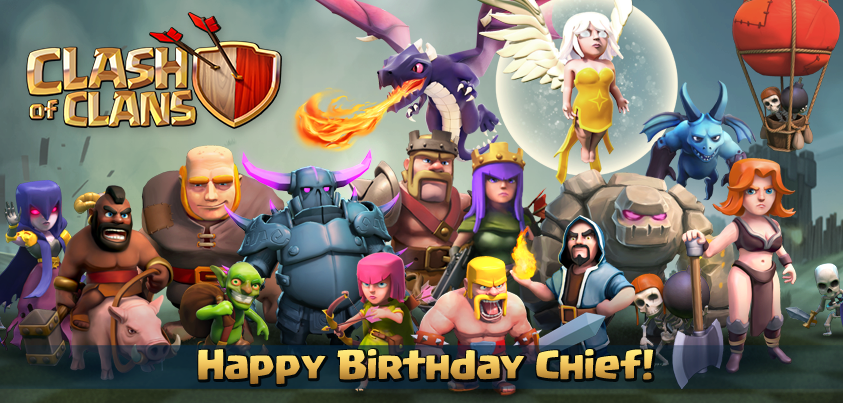 Clash of Clans 10.134.18 APK + MOD Free Version Is Here