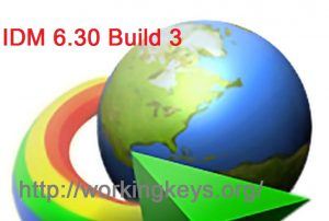 IDM 6.30 Build 3 Crack & Serial Keys Download FREE Windows & Mac