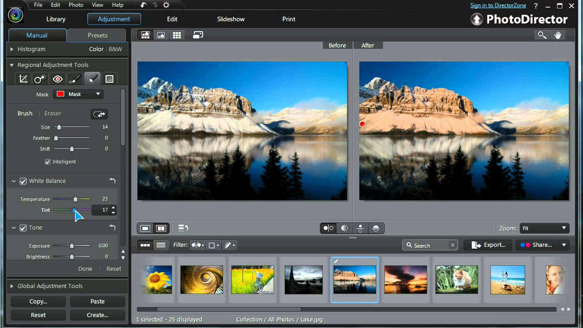 PhotoDirector 8.0.3019 Crack & Serial Key With Keygen Download