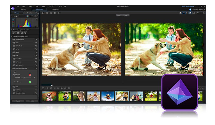 PhotoDirector 9.0.2727 Crack & Serial Key With Keygen Download