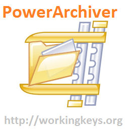 PowerArchiver 17.00.83 Crack + Serial Keys 2017 RC2 Download