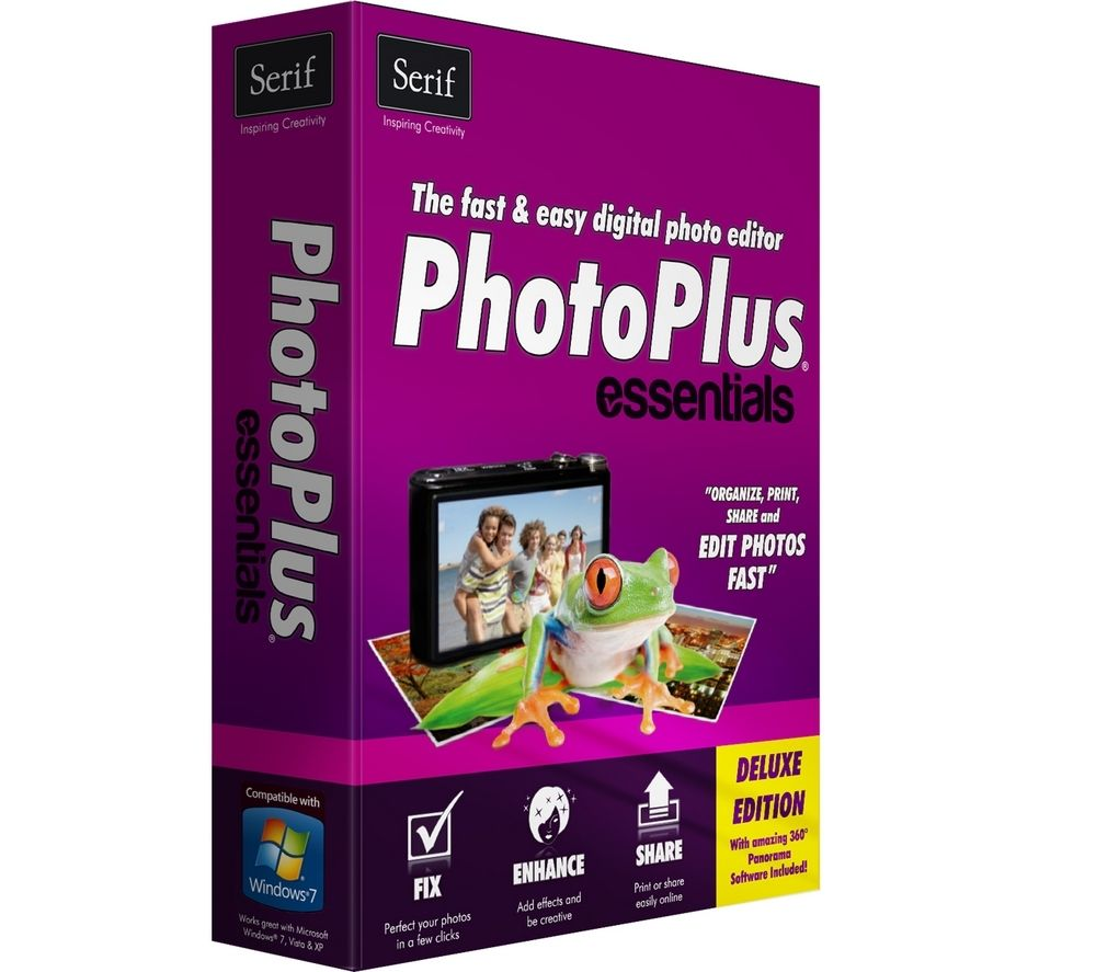 Serif PhotoPlus X9 Crack + Serial Keys Download Free