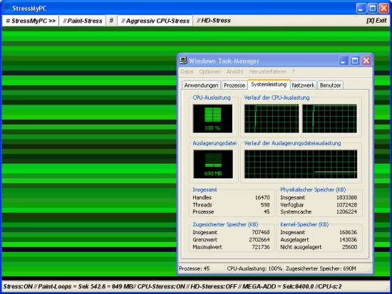 StressMyPC 3.21 Crack & Serial Key Download {Portable} Free