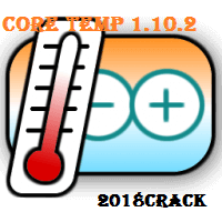 Core Temp 1.10.2 Crack Download Free With Portable Windows