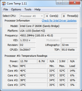 Core Temp 1 12 1 Crack Download Free Windows {Portable}