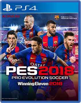 Pro Evolution Soccer 2018 Crack & Keys Download [Patch]