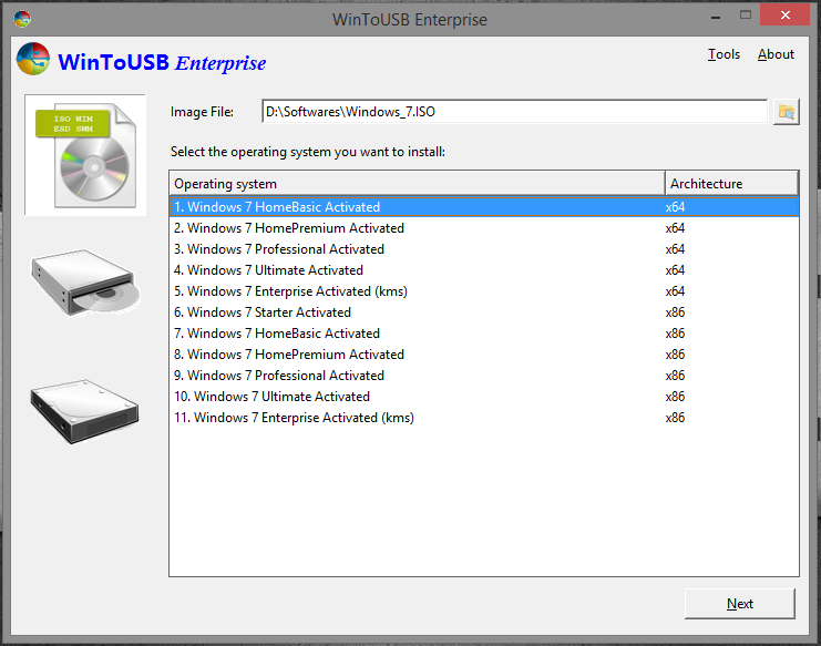 WinToUSB 4 5 Crack Download 2019 [Serial Key & Keygen]