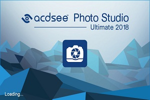 ACDSee Photo Studio Ultimate 2018 Crack & Serial Key Download