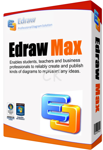 Edraw Max 9 Crack + Serial Key Download FREE - Latest