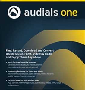 Audials One 2018 Crack & Serial Keys Free Downloadv