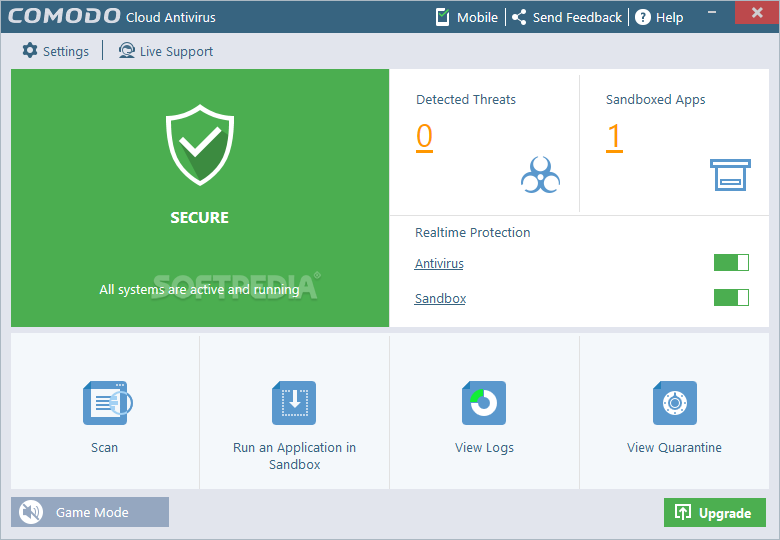 Comodo Cloud Antivirus 2018 Crack & License Key Download Free