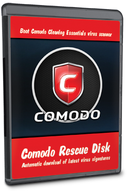 Comodo Rescue Disk 2018 v2 Crack & License Key Free Download